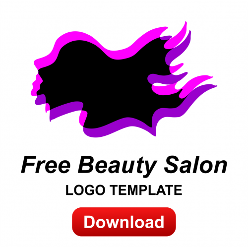 Free Beauty Logo Template V1