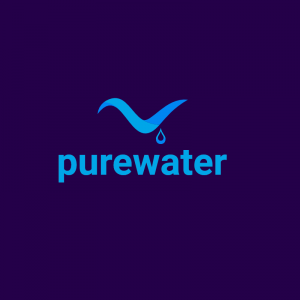 PureWater Free Logo Template