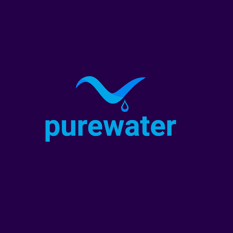 Purewater Logo Template Download For Free Or Edit Online