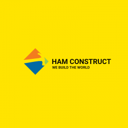 Ham Construct -  Construction Logo Template