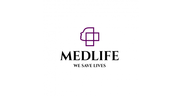 MedLife We Save Lives Free Logo