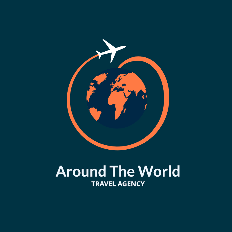 Free Sample Logo For Travel Agency
