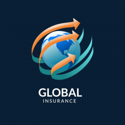 Global - Insurance Logo Template