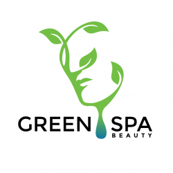 Green Spa Logo Template
