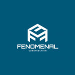 Fenomenal Construction Free Logo Template