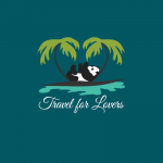 Travel For Lovers Logo Template