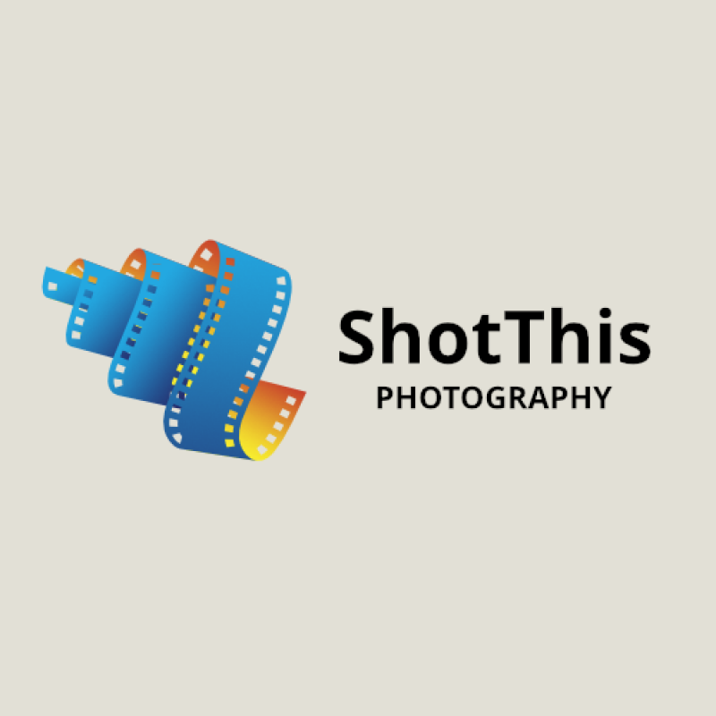 Shot This Photography Logo Template Free Download