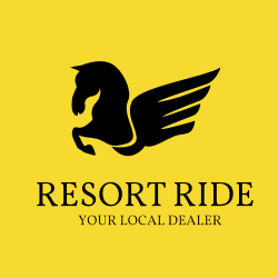 Resort Ride - Your local Dealer Logo Template