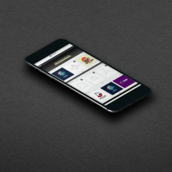Smartphone Mock-up Template For Affinity Designer