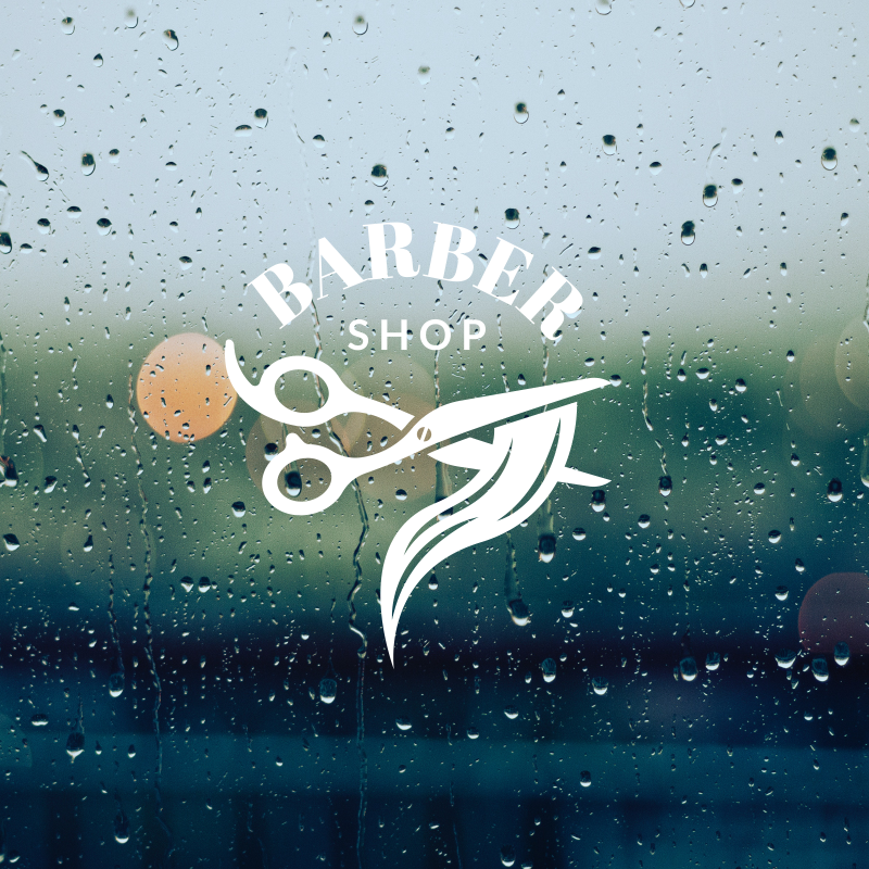 The barber shop logo template free download do you have a barber shop business try this free logo template and see if it meets your expectations instant download no login require cheaphphosting