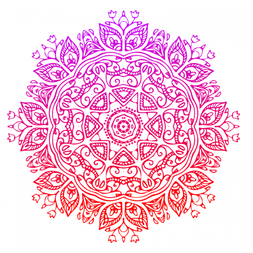 Mandala coloring book pdf ready to print free vector 0013