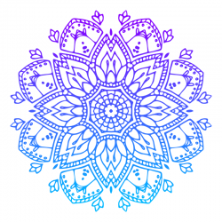 Mandala coloring book pdf ready to print free vector 0014